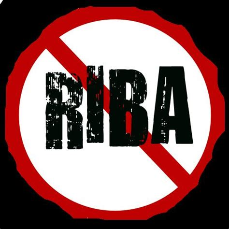 Say No To Riba saya riba
