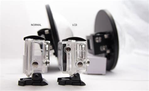 Normal Gopro gopro domes lcd normal split gopro dome port for cameras