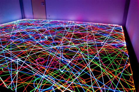 Artwork Lighting Led by This Is What Happens When You Put Leds On A Roomba