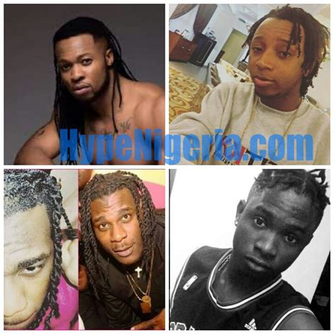 Dreadlocks Hairstyle In Nigeria by 10 Musicians Who Rocks The Dreadlocks Hairstyle