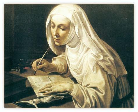 lettere di santa caterina da siena chiesa e post concilio preghiera a santa caterina da