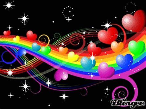 imagenes de corazones brillantes y estrellas con movimiento corazones brillantes fotograf 237 a 99670313 blingee com