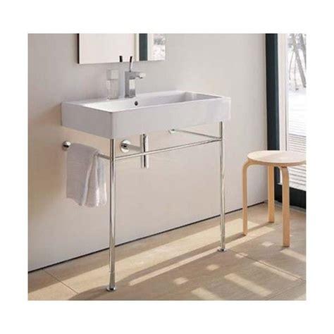 duravit console lavabo et pi 233 tement duravit vero salle de bains