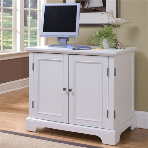 Compact Computer Cabinet by Office Furniture Home Styles Naples Compact Computer