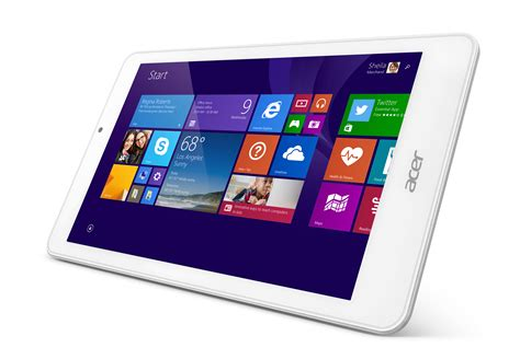 Tablet Windows 8 acer iconia tab 8 w is a cheap windows tablet with expert reviews