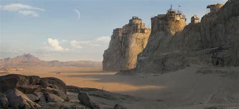 Painting Houses sergey vasnev desert fortress
