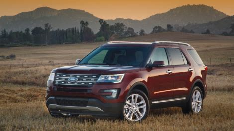 the 2018 ford explorer comes with new quad exhausts and
