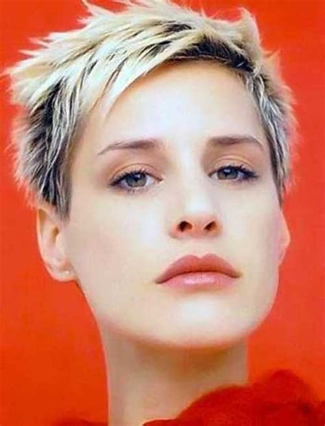 extremely short spiky pixie cut 20 spiky pixie hairstyles pixie cut 2015