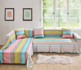 why not dress up your sofa with sofa covers textile
