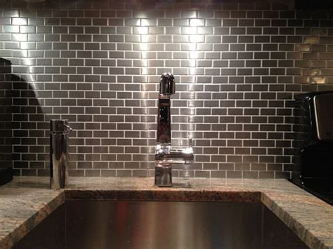 stainless steel mosaic tile 1x2 subway tile outlet