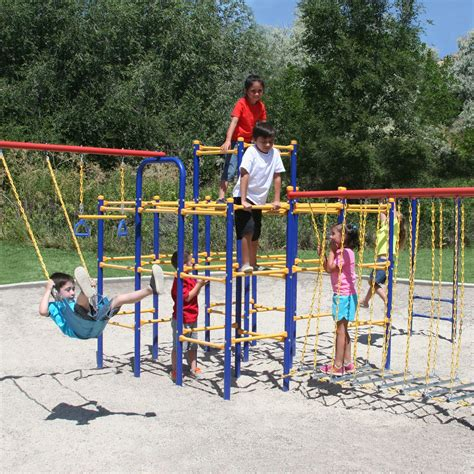 backyard jungle gym build a backyard jungle gym with monkey bars autos post