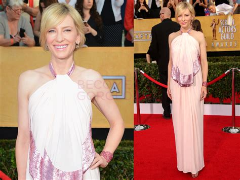 Screen Actors Guild Awards Cate Blanchett by Pictures Sag Awards 2014 Best Dressed