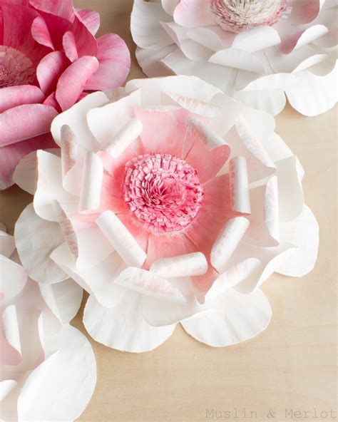 How To Make Paper Plate - diy paper plate flowers diy craft projects