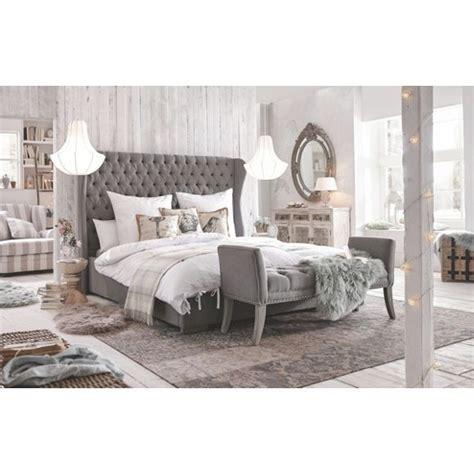 30 grad im schlafzimmer bett in grau ambia home macht ihr schlafzimmer zum
