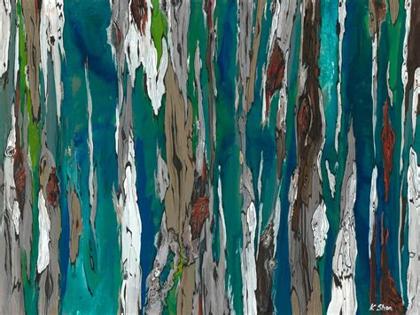 contemporary tree saatchi large contemporary original abstract tree