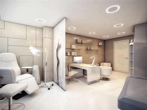Office Interior Design by The World S Most Stylish Surgery Clinic Visualized