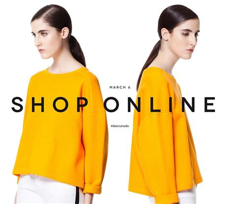 Ready Best Seller One Line Zara fashion fix zara canada launches store march 6 daily hive vancouver