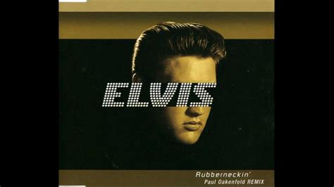 paul oakenfold remix elvis presley rubberneckin paul oakenfold remix 12