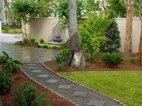 outdoor garden wall decor small backyard walkway ideas
