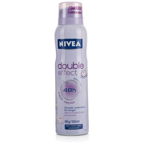 Nivea Deodorant nivea effect deodorant spray chemist direct