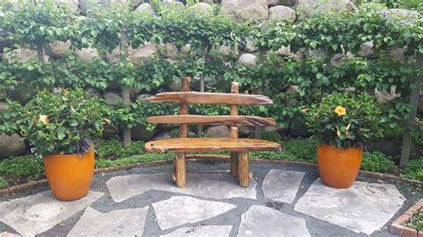 japanese garden bench teak wood japanese garden bench natural wonders