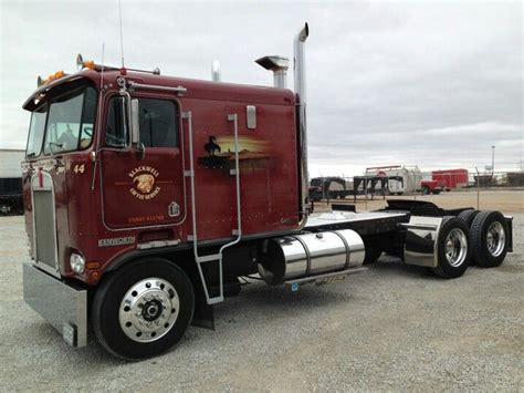 kw cabover kw cabover blackwell kenworth k100