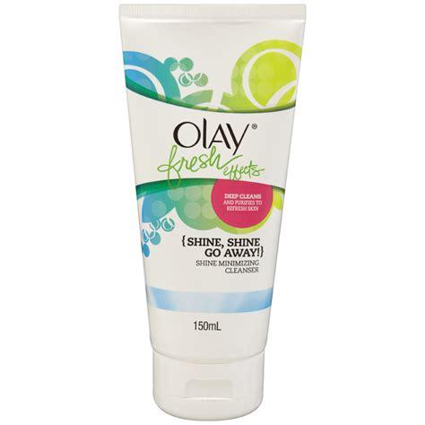 Olay Fresh Effect olay fresh effects shine shine go away shine minimising cleanser 150ml product details chemist