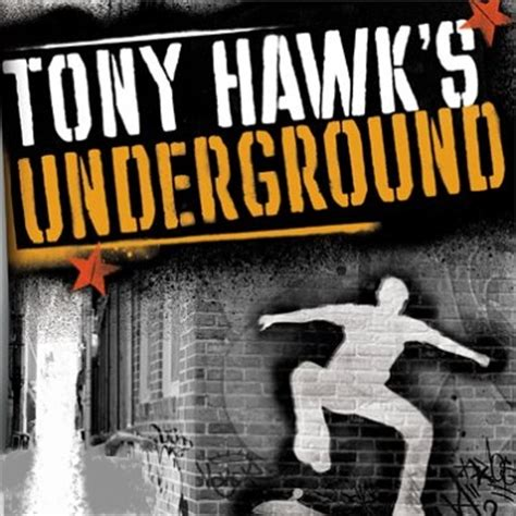 tony hawk's underground play game online