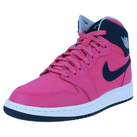 Nike One High Pink nike air 1 retro high gg pink