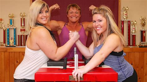 colette guimond bench press armed and dangerous meet canada s strongest arm wrestling
