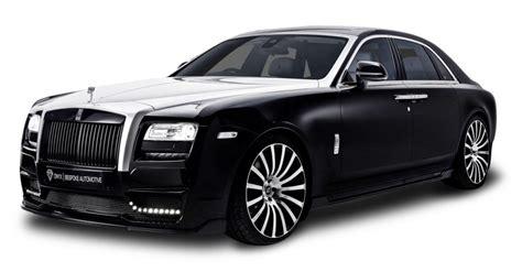 Elite Limo by Pngpix Rolls Royce Ghost Black Car Png Image 1 Elite