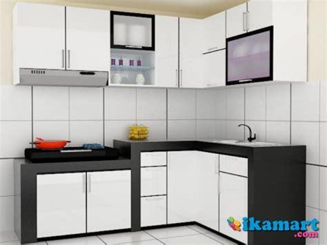 kitchen set minimalis multiplek hpl semarang  harga