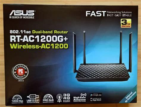 Asus Rt Ac1200g review asus rt ac1200g un router la un pre陋 accesibil