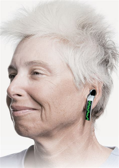 designing women aids soundsgood a hearing aid for women looks like a high tech