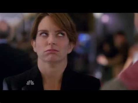 liz lemon s masterpiece eye roll youtube