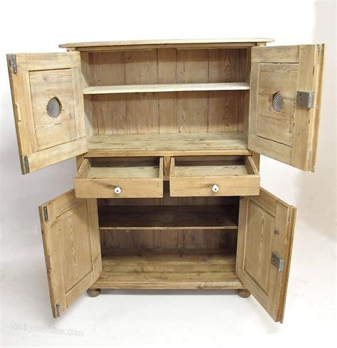 Antique Larder Cupboard - pine larder cupboard antiques atlas