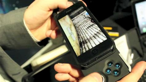 Kalibre Advantage ifrogz caliber advantage iphone 5 gamepad demo cu