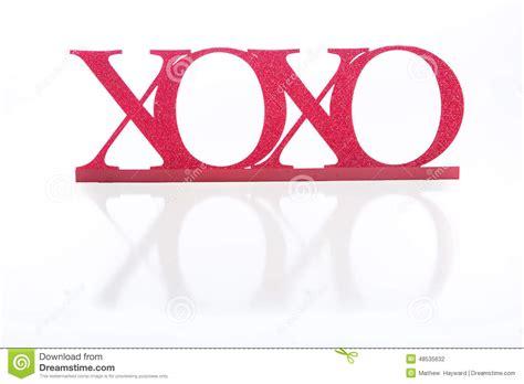 xoxo photography xoxo stock photo image 48535632