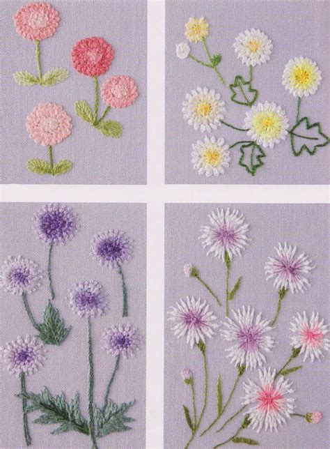Handmade Embroidery - embroidery patterns picmia