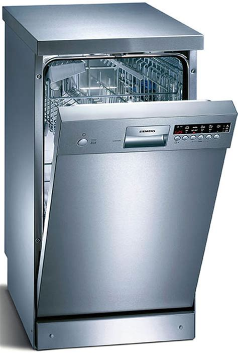 dish washers narrow dishwasher siemens freestanding narrow dishwashers