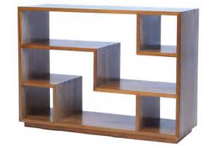 Bookshelves Modern Tao Small Bookcase Walnut Modern Bookcases