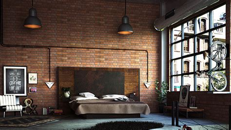 22 Mind Blowing Loft Style Bedroom Designs Home Design Lover