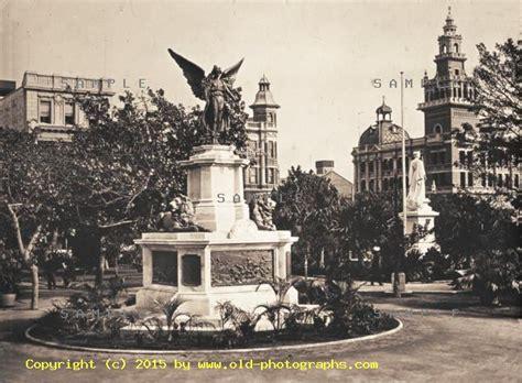 Old Photographs | War memorial - Durban