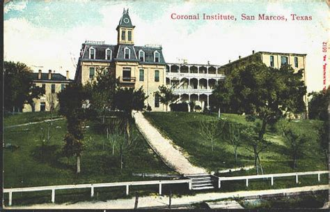 26 best images about san marcos tx post cards on