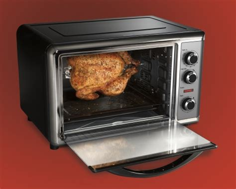 hamilton countertop oven with convection