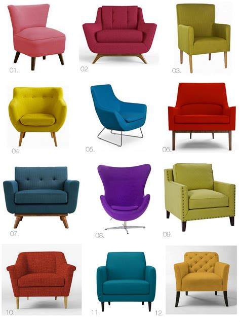 bright colored desk chairs bright colored accent chairs cool the bright accent