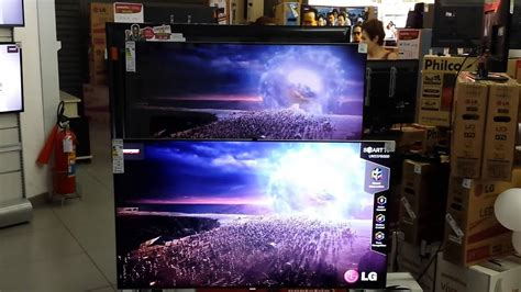 tv samsung 55 quot f8000 vs tv lg 55 quot la8600