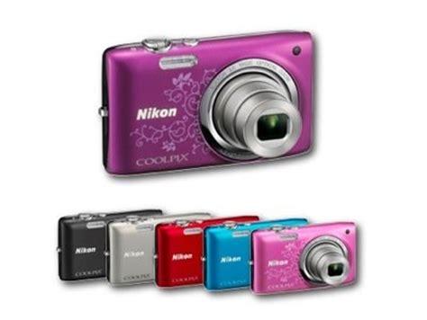 Kamera Nikon S2700 nikon coolpix s2700 digitalkamera 2 7 zoll schwarz de kamera