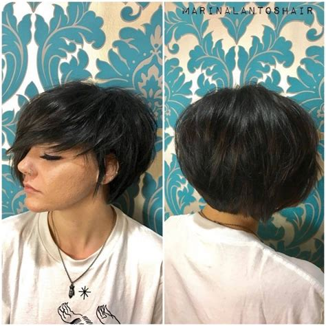 Coupe Tendance Femme 2017 by Coiffure Femme Courte Brune 2017