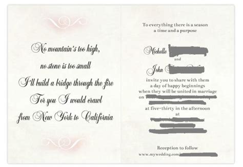 Wedding Thoughts by Our Diy Distance Inspired Wedding Invitation That We
